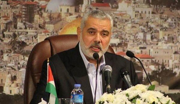 هنیه خواهان لغو تصمیم اتحادیه آفریقا درباره رژیم اسرائیل شد