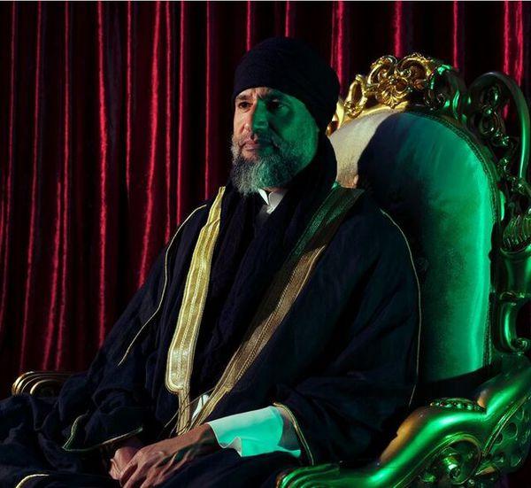 سیفالاسلام قذافی در فکر ریاست جمهوری لیبی