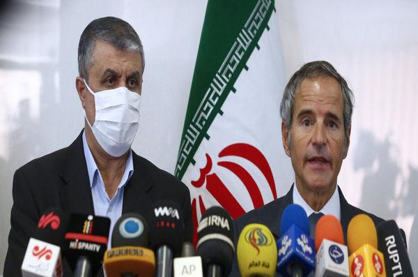 اسلامی: المحادثات مع الوکالة الدولیة للطاقة الذریة کانت جیدة وبناءة