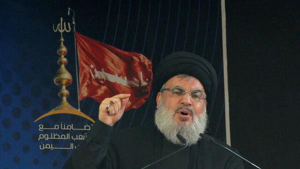 نصرالله: آمریکا مسئول هرجومرج در لبنان است/کابینه ظرف ۳ روز تشکیل شود