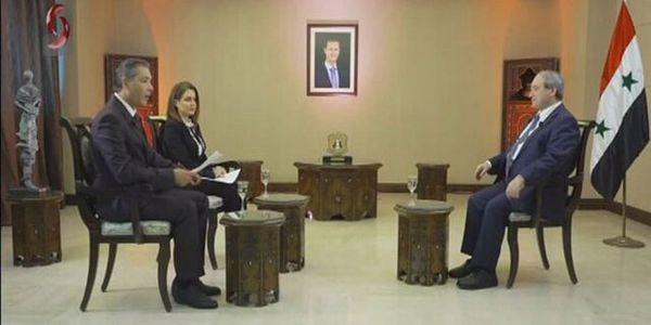 وزیر خارجه سوریه: نمیپذیریم حتی یک وجب از خاک کشور از دست برود/ آمریکا و ترکیه بروند