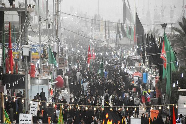 ۶۰ هنرمند در مسیر راهپیمایی اربعین حسینی تعزیه، پردهخوانی و نقالی اجرا میکنند